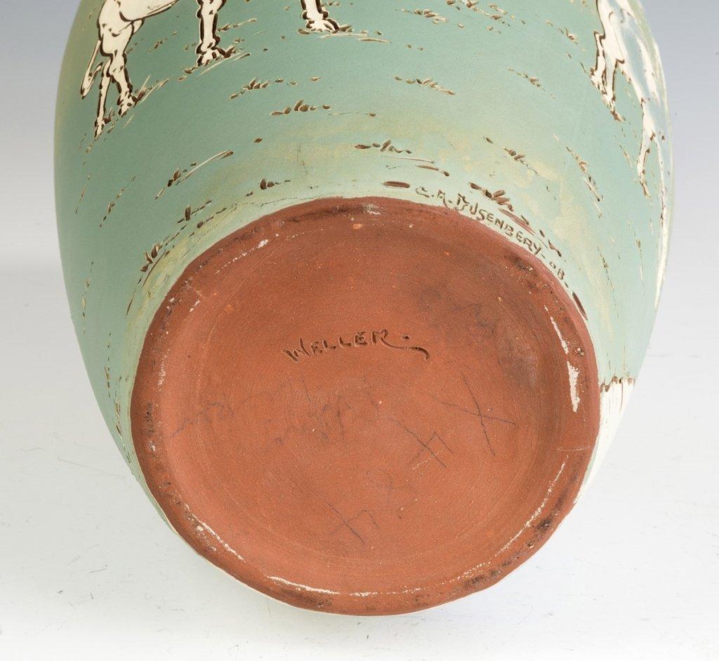 Rare Weller Vase - 4
