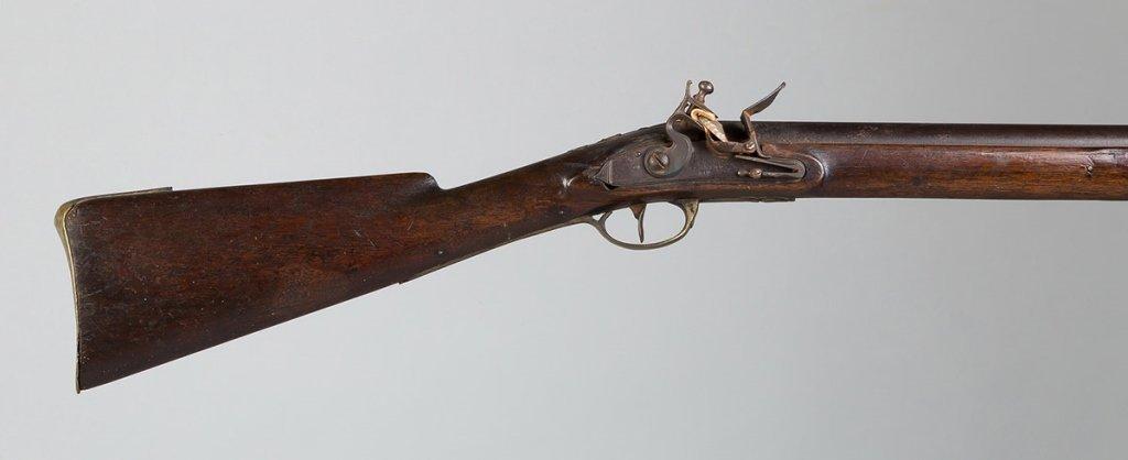 Flintlock Long Gun