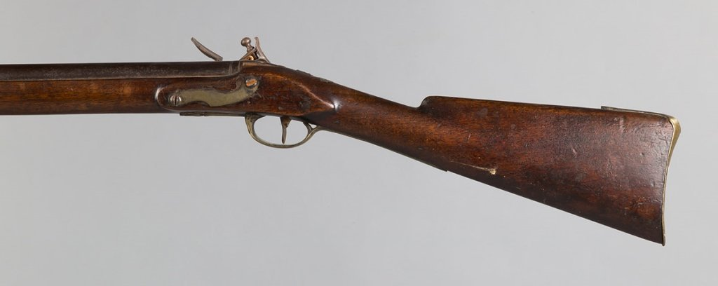 Flintlock Long Gun - 2