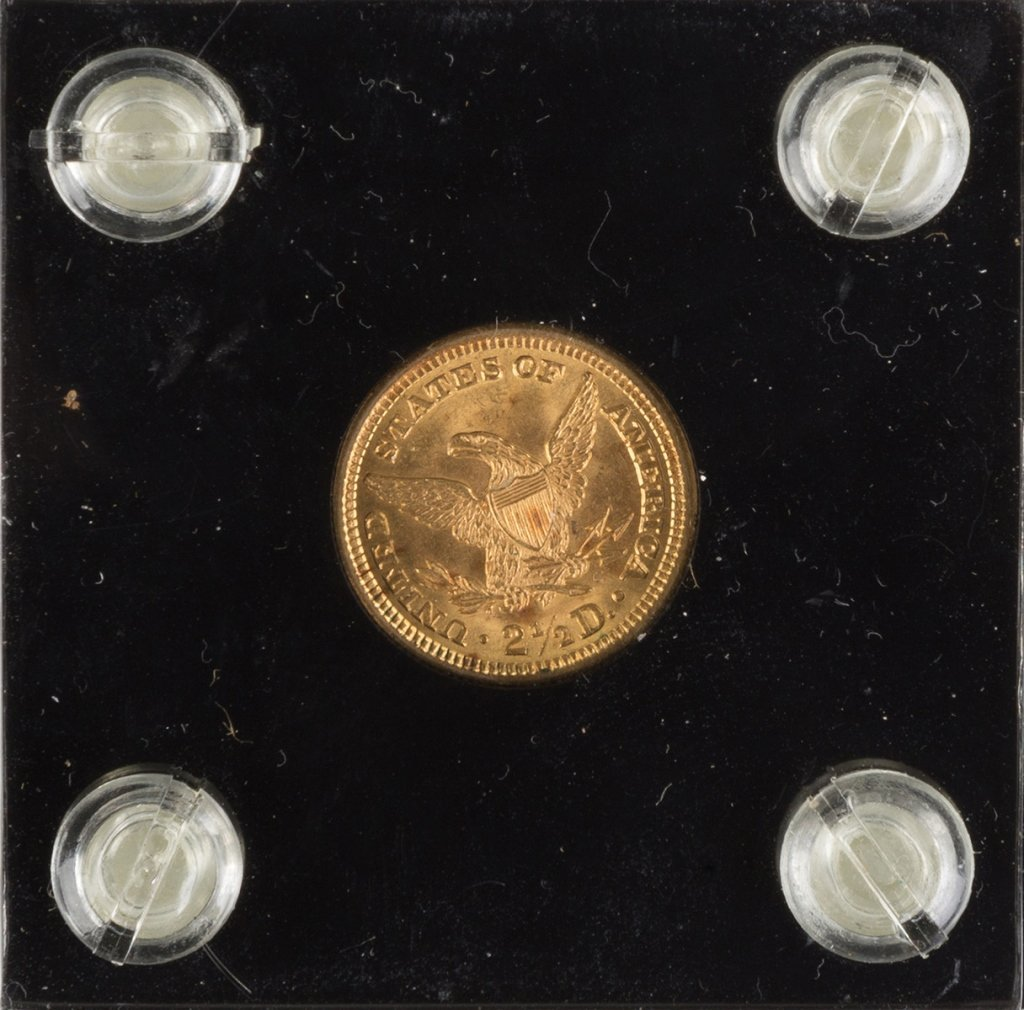 1903- 2 1/2 Gold Liberty Head Coin