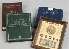 Postal Commemorative Society Coins and Currency