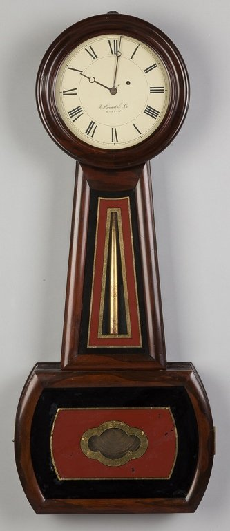 E. Howard #2 Banjo Clock