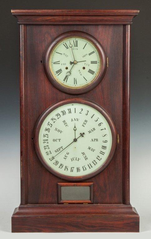 B.B. Lewis Perpetual Calendar for L.F. & W.W.   Carter