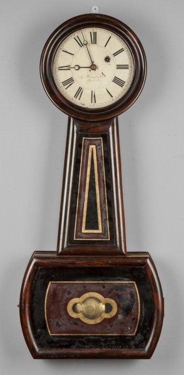 E. Howard & Co. #4 Banjo Clock