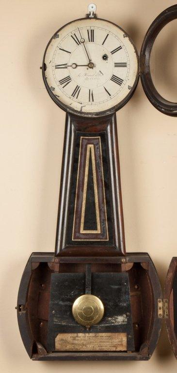 E. Howard & Co. #4 Banjo Clock - 2
