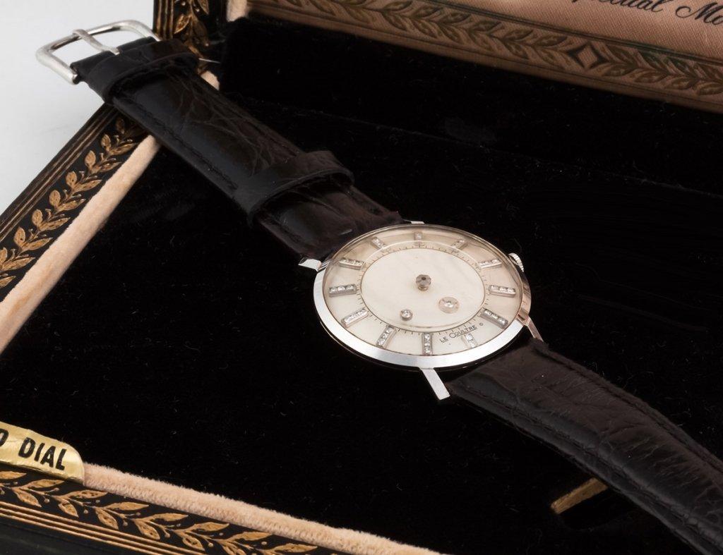 Lecoultre/Vacheron Constantin 17 Jewel Mens Wrist - 2