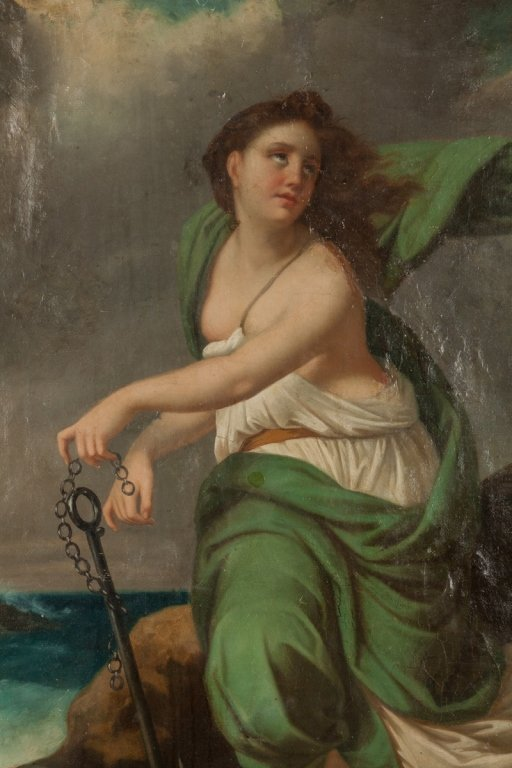 An Allegory of Hope Painting - 2