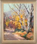"Emile Albert Gruppe  (American, 1896-1978) ""Fall"