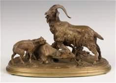 Pierre Jules (PJ) Mene (French, 1810-1879) Bronze
