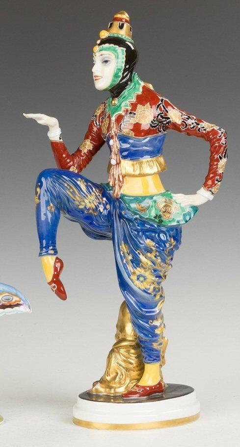 """Rosenthal """"Korean Dancer"""""""