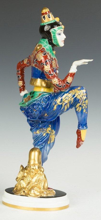 """Rosenthal """"Korean Dancer"""" - 2"""