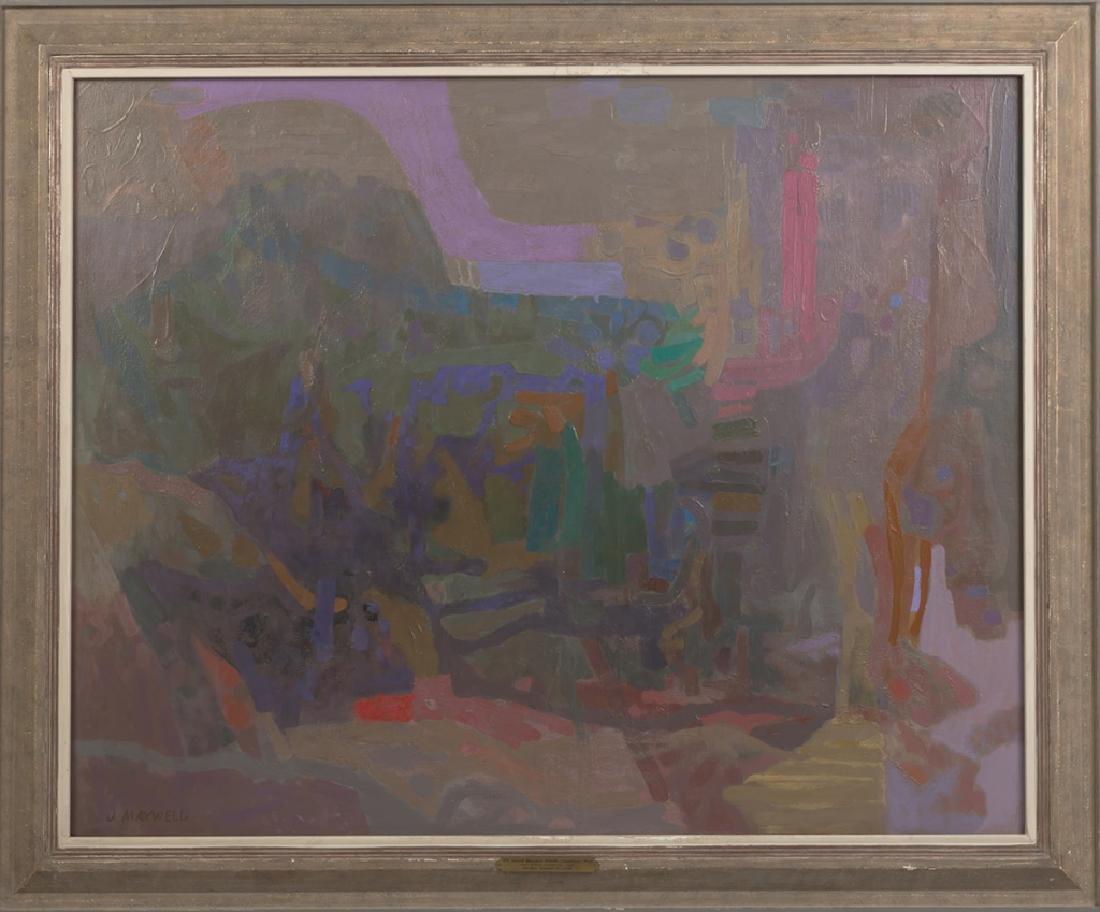 "John Maxwell (American, born 1909) ""Lake Region"""