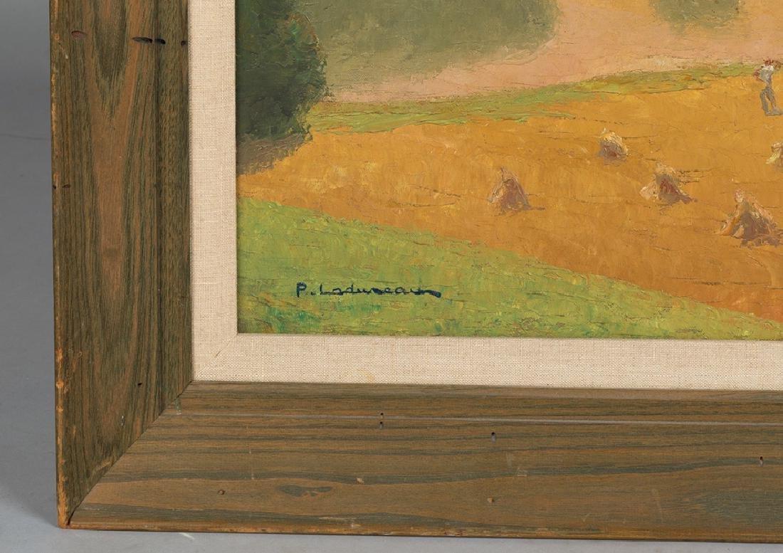 "Pierre Ladureau (French, 1882-1974) ""La Moisson"" - 2"