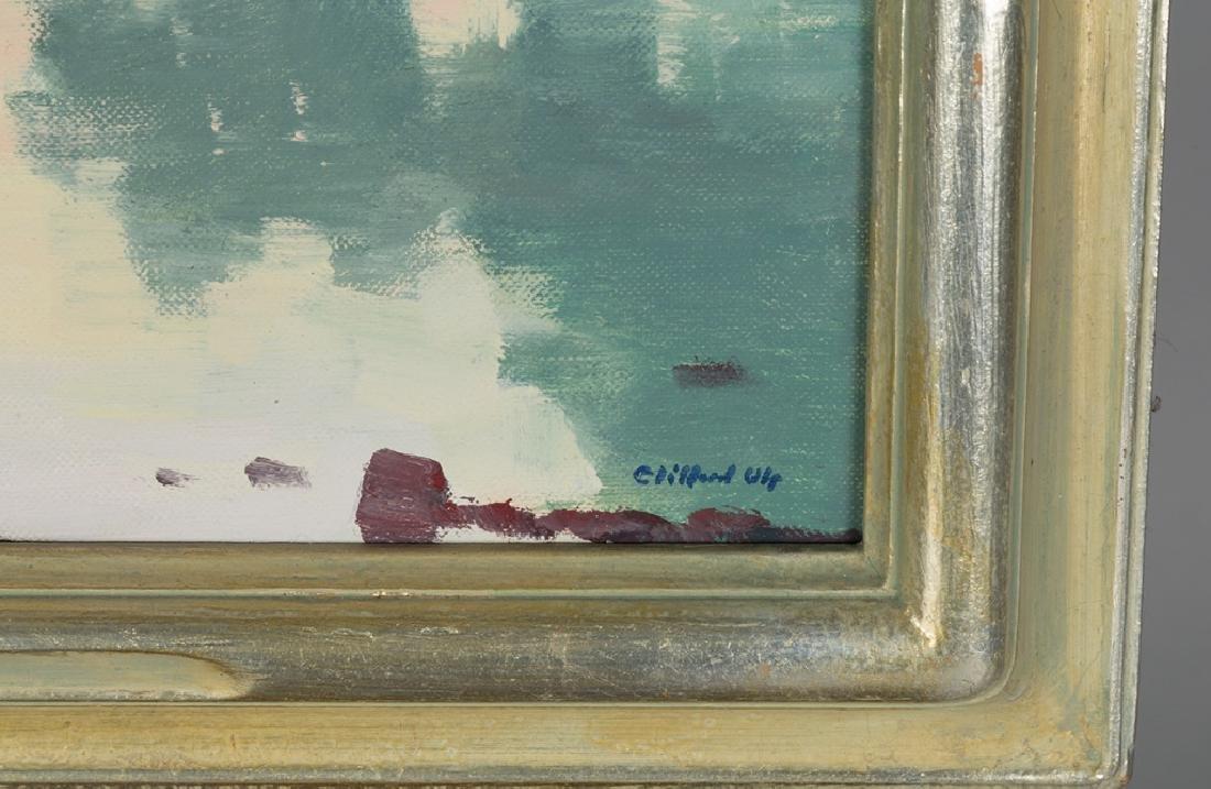 Clifford Ulp (American, 1885-1957) 3 Paintings - 5