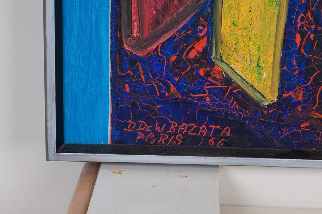 D. Dewitt Bazata (American, 1911-1999) Still Life - 3