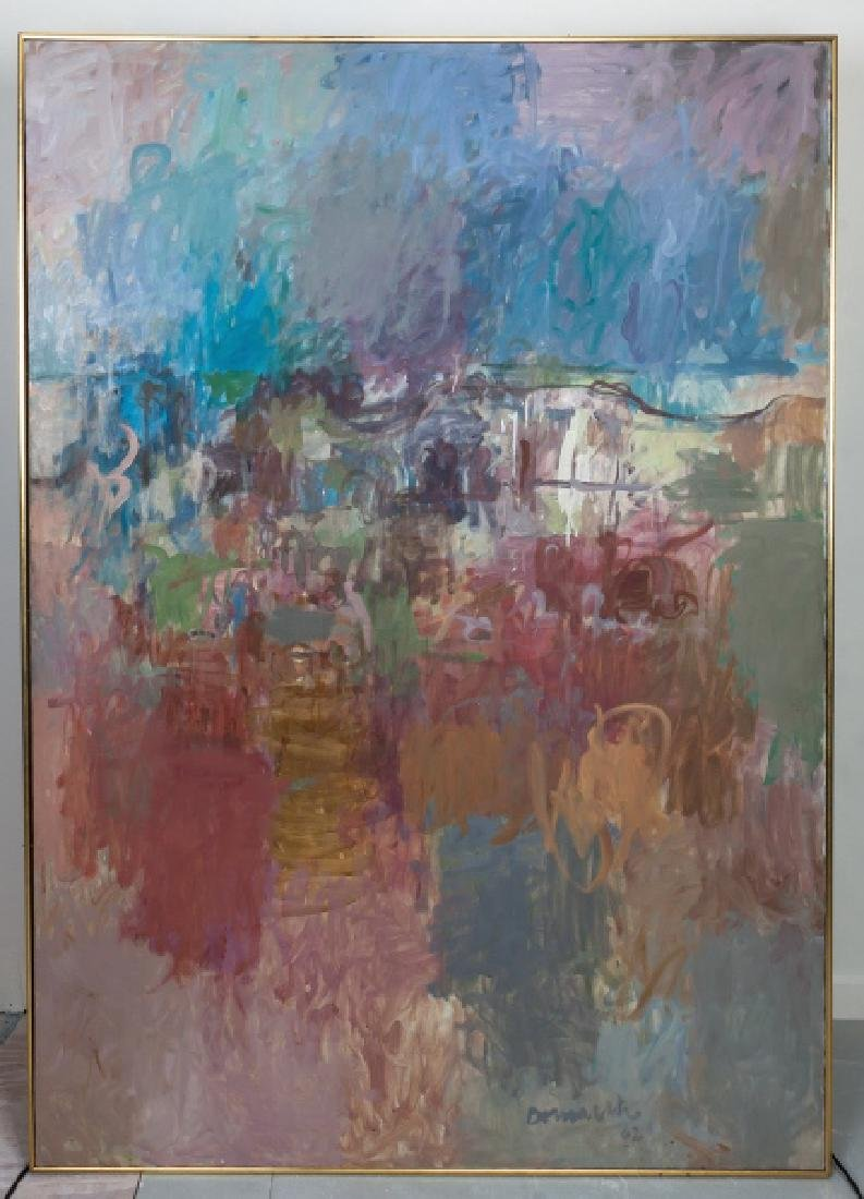 """Philip Bornarth (American, born 1929) """"August"""""""