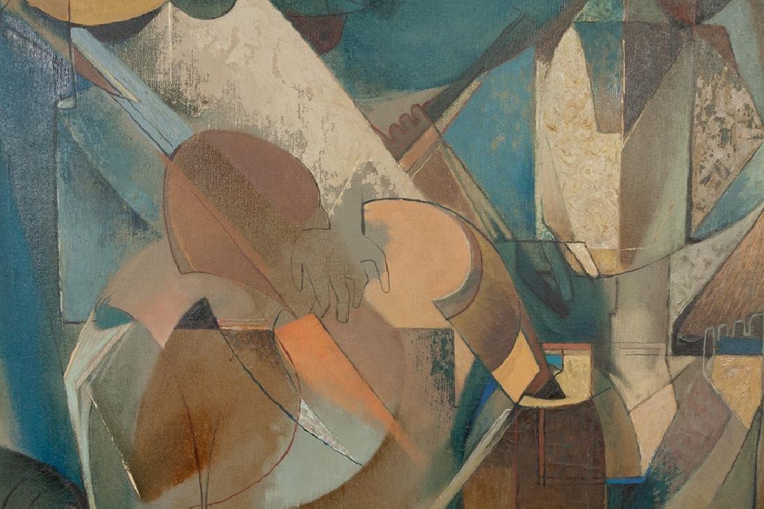 "Frank W. Kent (American, 1912-1977) ""Los Musico"" - 2"