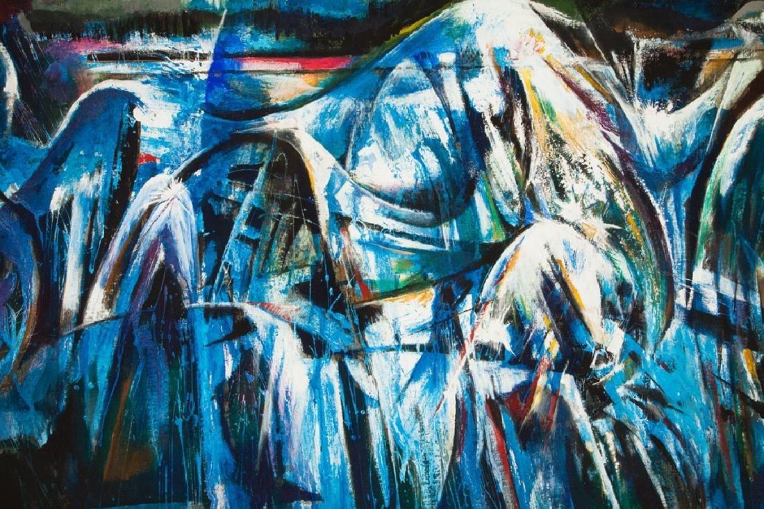 "Merlin Pollock (American, 1905-1995) ""The Wave"" - 2"