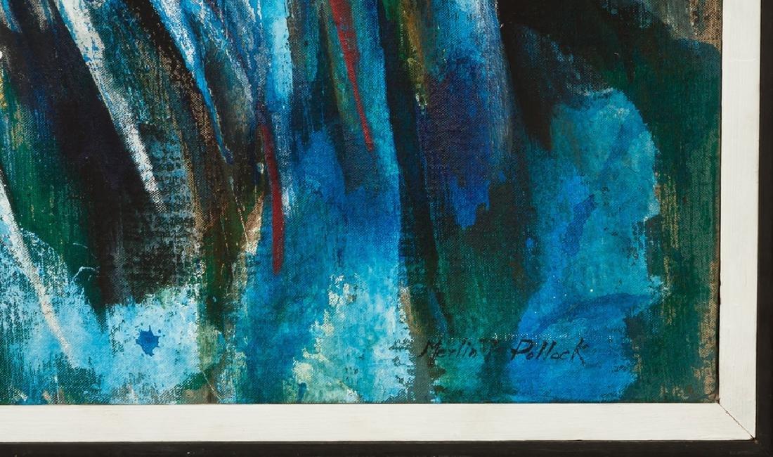 "Merlin Pollock (American, 1905-1995) ""The Wave"" - 3"