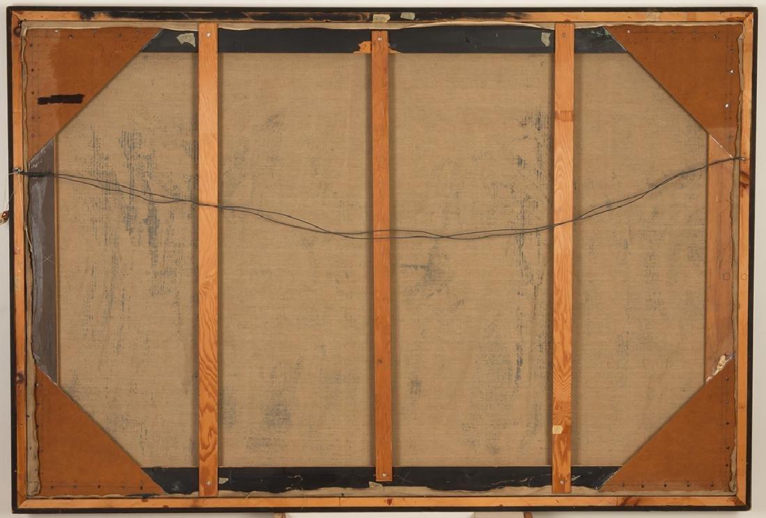 "Merlin Pollock (American, 1905-1995) ""The Wave"" - 4"