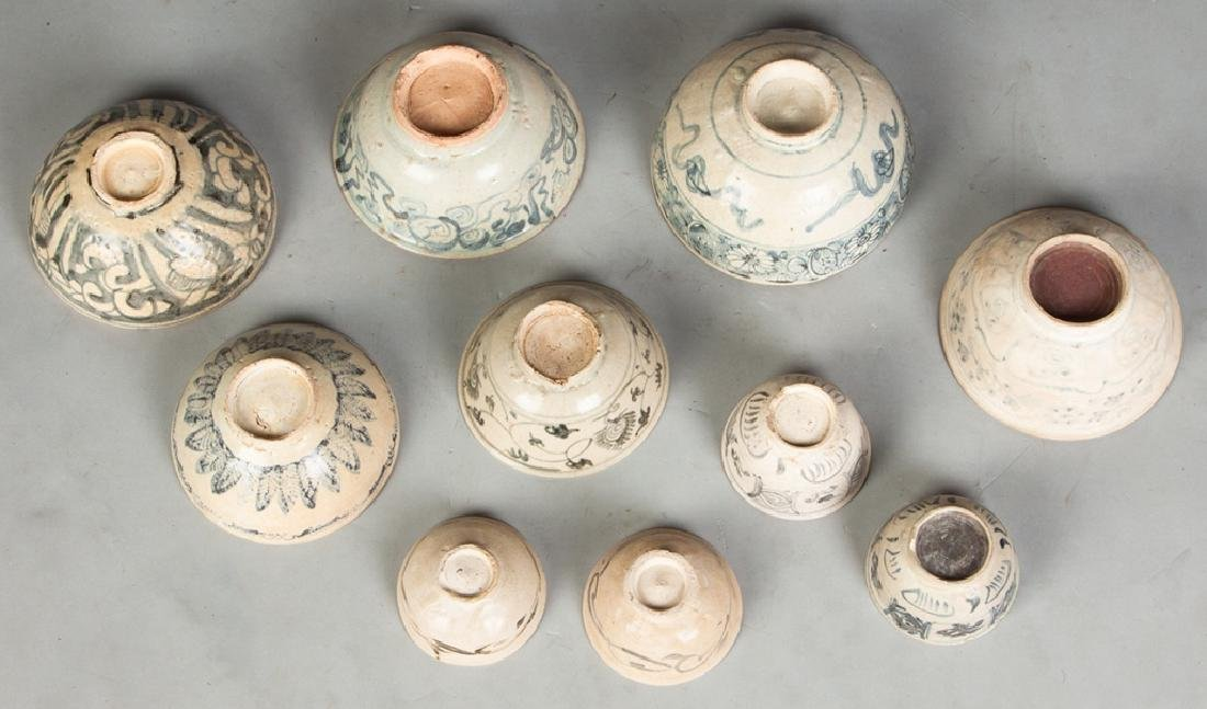 Group of Early Asian Pottery - 3