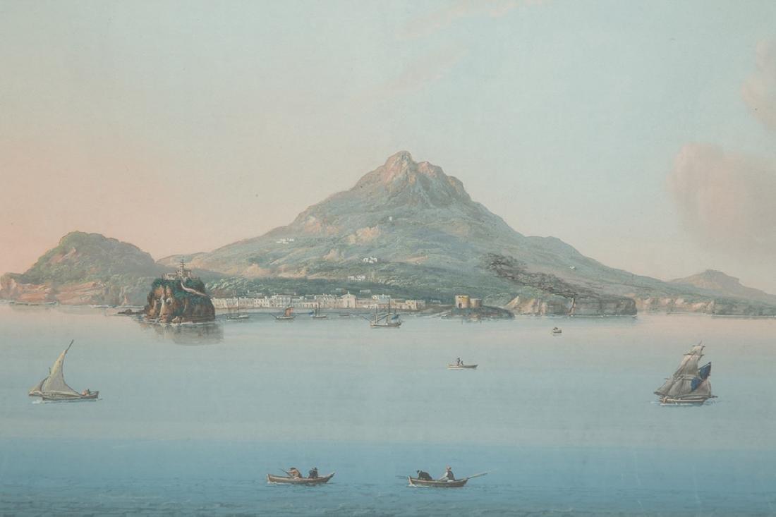 Two Italian Harbor Scene - 2