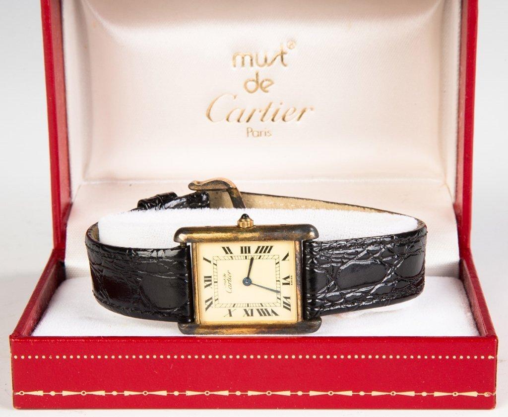 Vintage Cartier Men's Watch