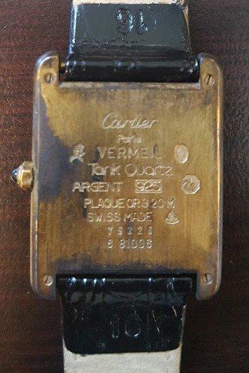 Vintage Cartier Men's Watch - 3