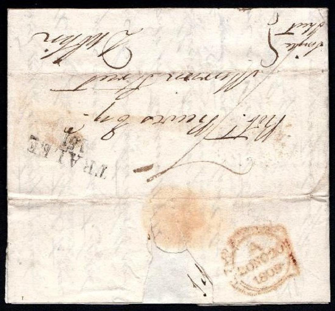 Postal History: EL to Dublin with TRALEE/151