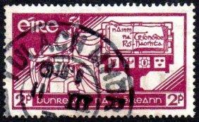 Commemorative: 1937 Constitution 2d, inverted wmk.