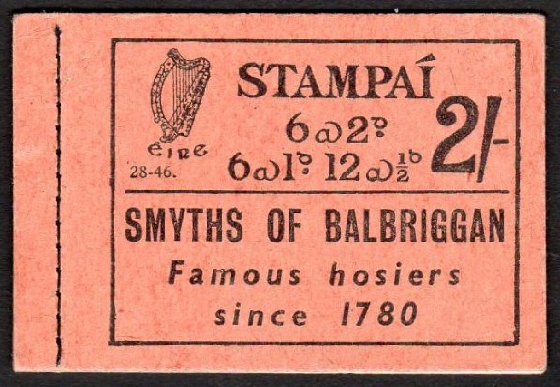 Booklet: 1946 2/- no. 28-46