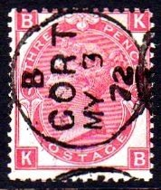 19: G.B. used in Ireland