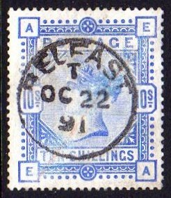33: G.B. used in Ireland