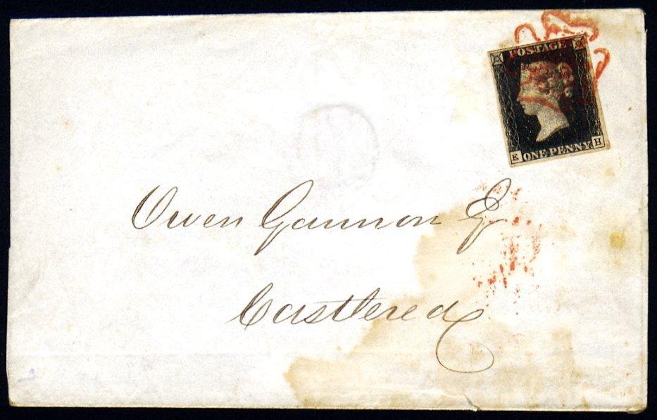8: G.B. used in Ireland