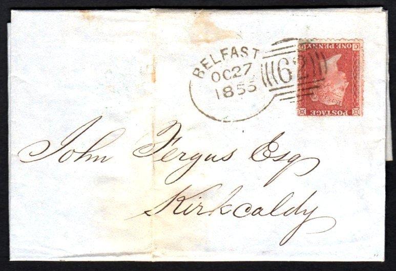 14: G.B. used in Ireland