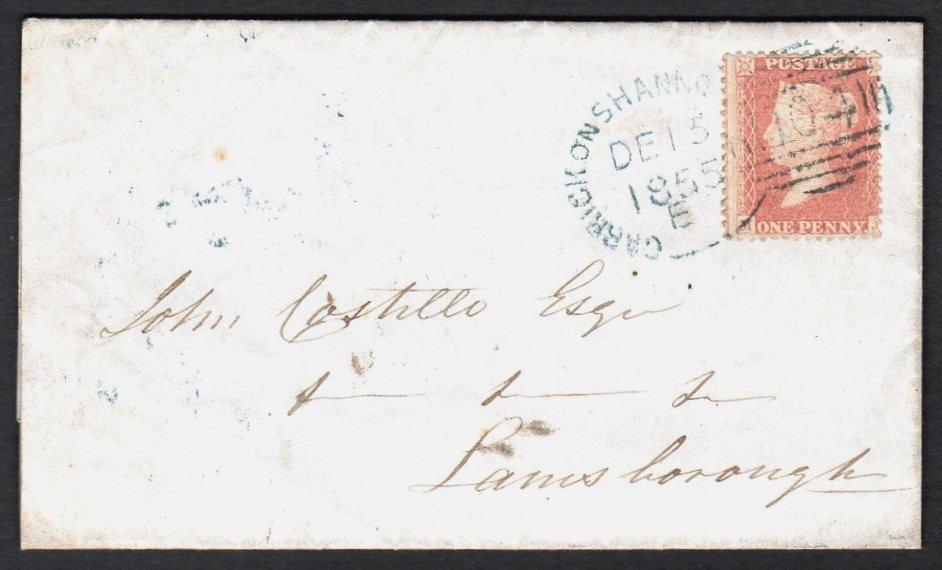 15: G.B. used in Ireland