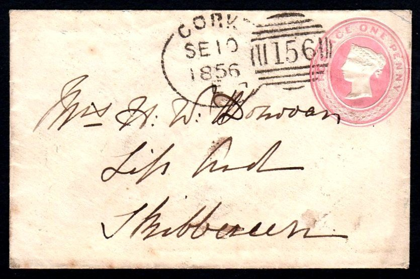 16: G.B. used in Ireland