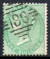 17: G.B. used in Ireland