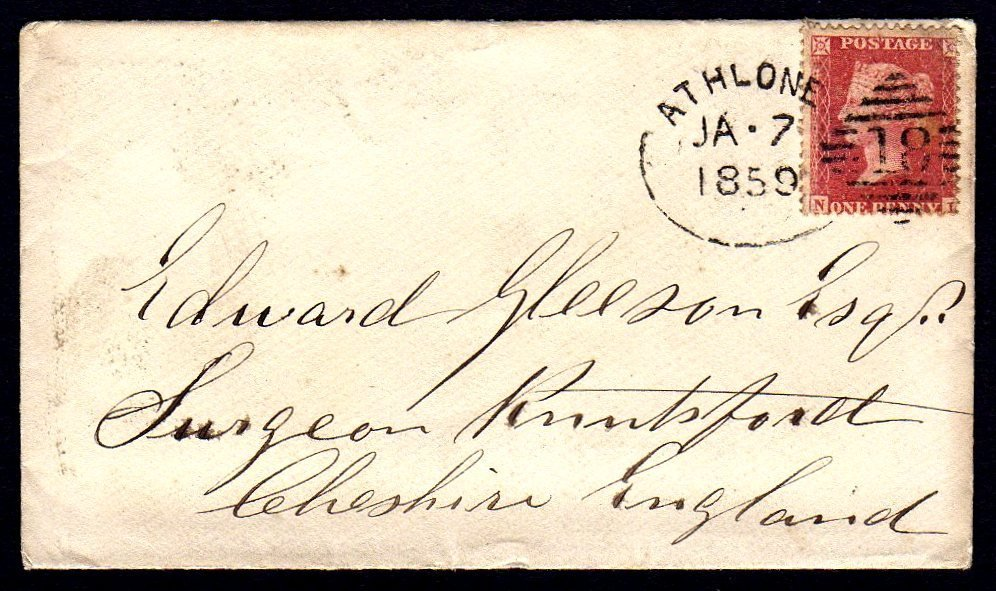 1859 Cover with Athlone Spoon