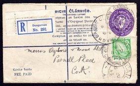Registered Envelopes