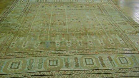 15: Bakshaish Carpet  11.7 x 12.8