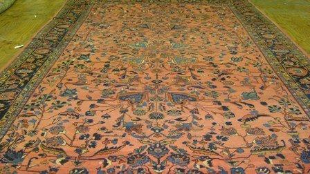 19: Lilihan Carpet  11.3 x 17.10
