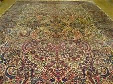 23: Kirman Carpet   11.6 x 18.0