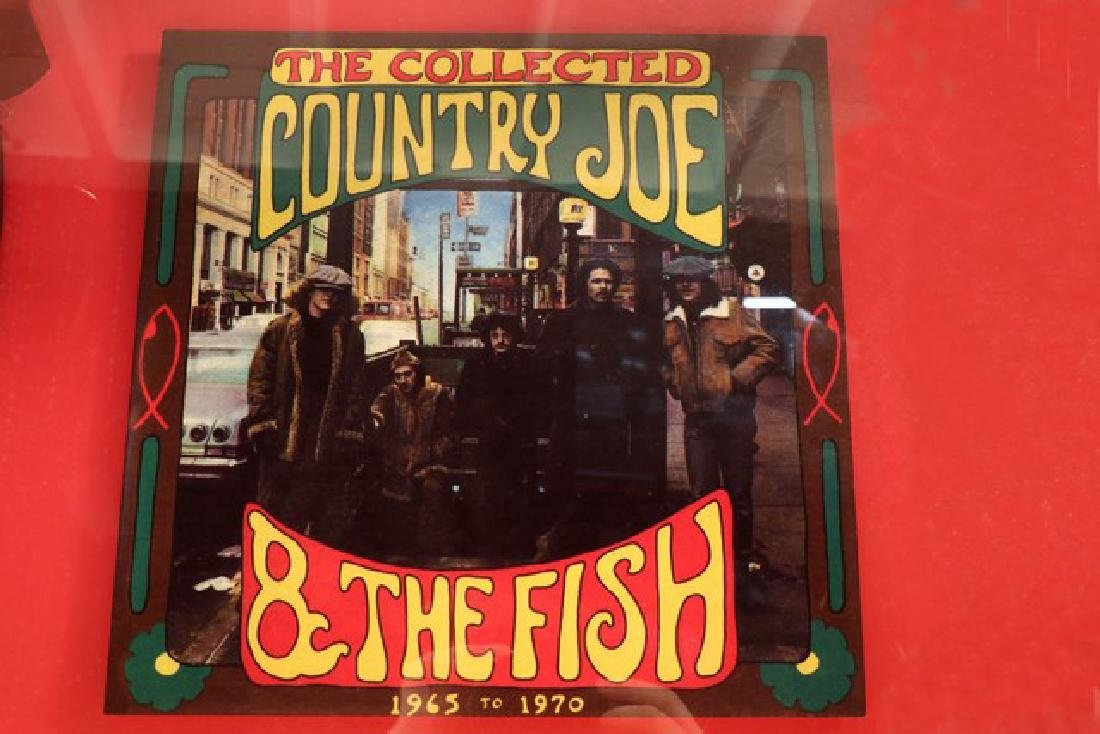 The Collected Country Joe and the Fish Signed Guitar - 3