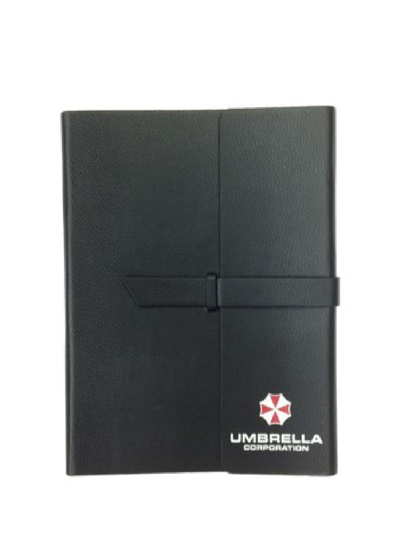 Resident Evil: The Final Chapter Umbrella File Exam Pad