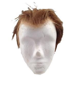 Resident Evil 6 Dr. Isaacs (Iain Glen) Hero Wig Movie