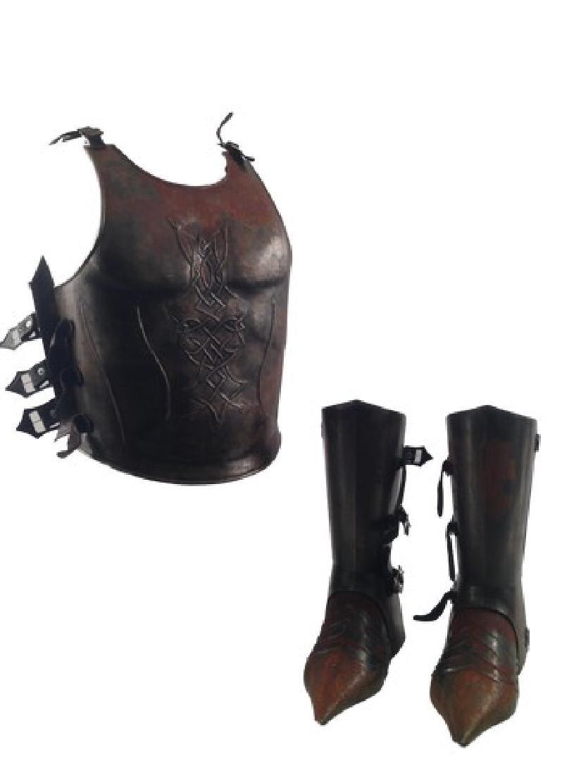 Underworld: Evolution Marcus (Tony Curran) Armor Movie