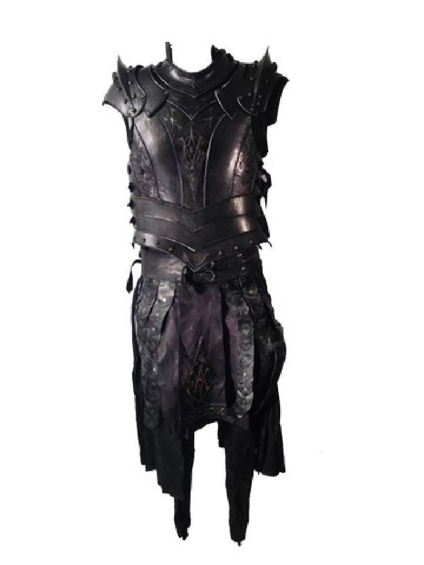 Underworld: Rise of the Lycans Viktor (Bill Nighy)Death
