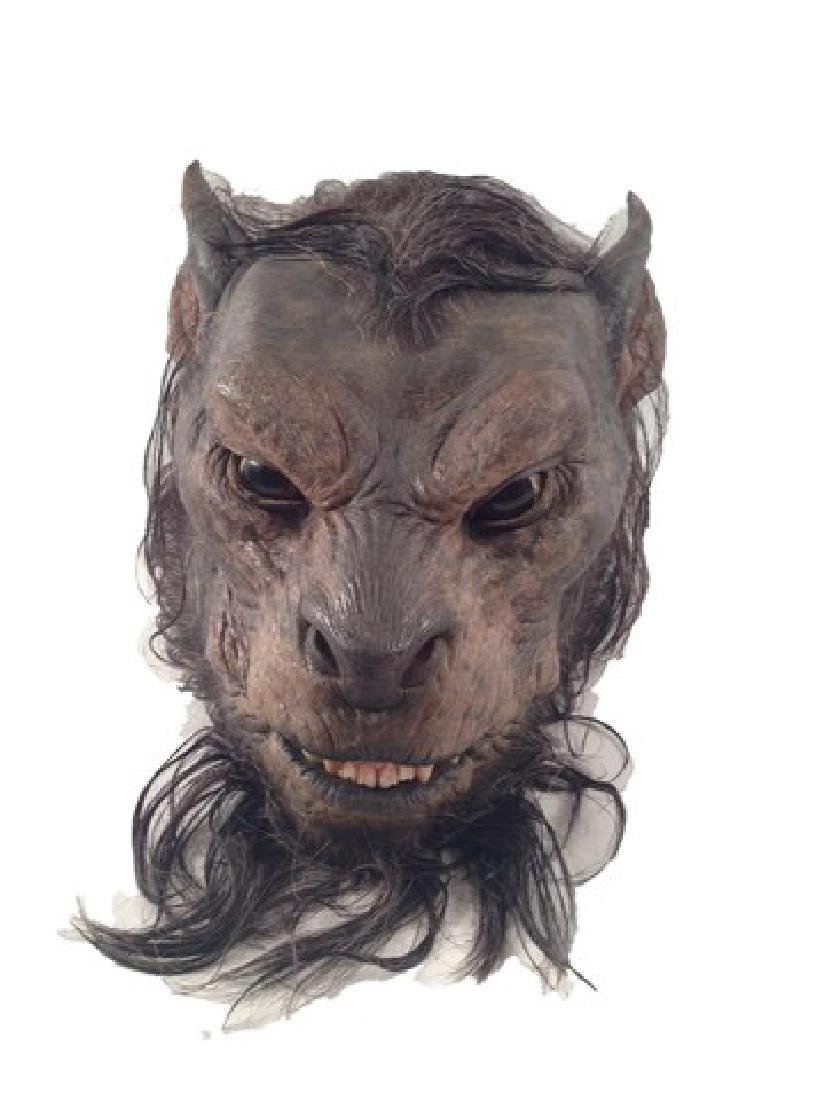 Underworld: Awakening Animatronic Lycan Head Mask