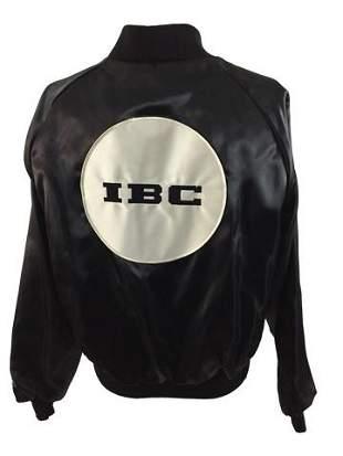 Scrooged Screen Worn IBC Jacket Movie Costumes